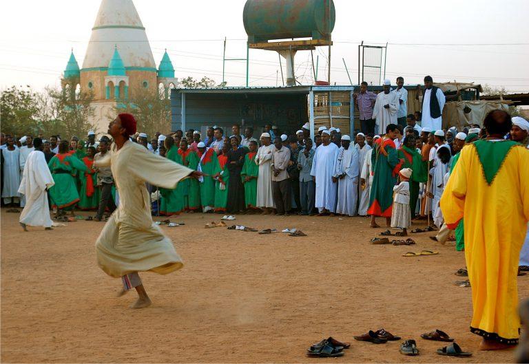 sudan volunteer programme